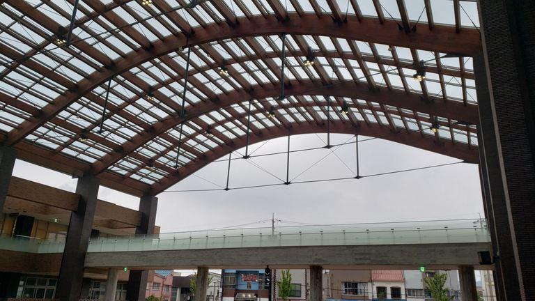 パレットごうつ屋根